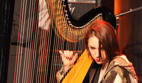 Voyage en harpe - A Saint Romain au Mont d'Or (Rhône) @ Eglise de Saint-Romain-au-Mont-d'Or