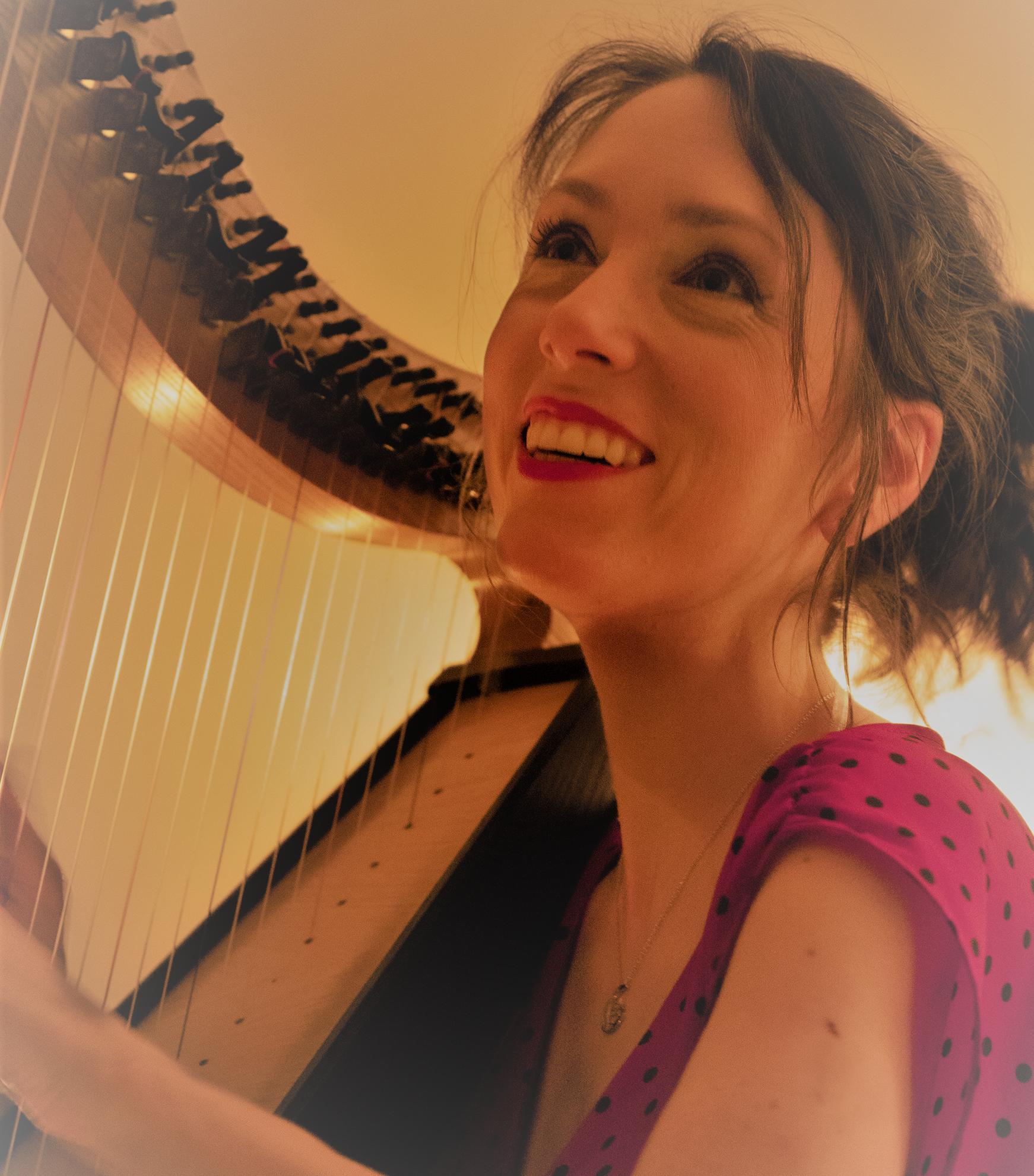 Voyage en harpe - A Saint Vallier (Drôme) @ EHPAD - Maison de retraite St Joseph