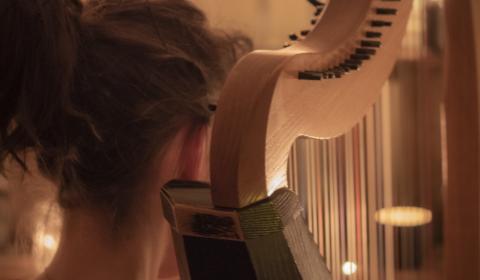 Voyage en harpe @ EHPAD - Résidence Duquesne